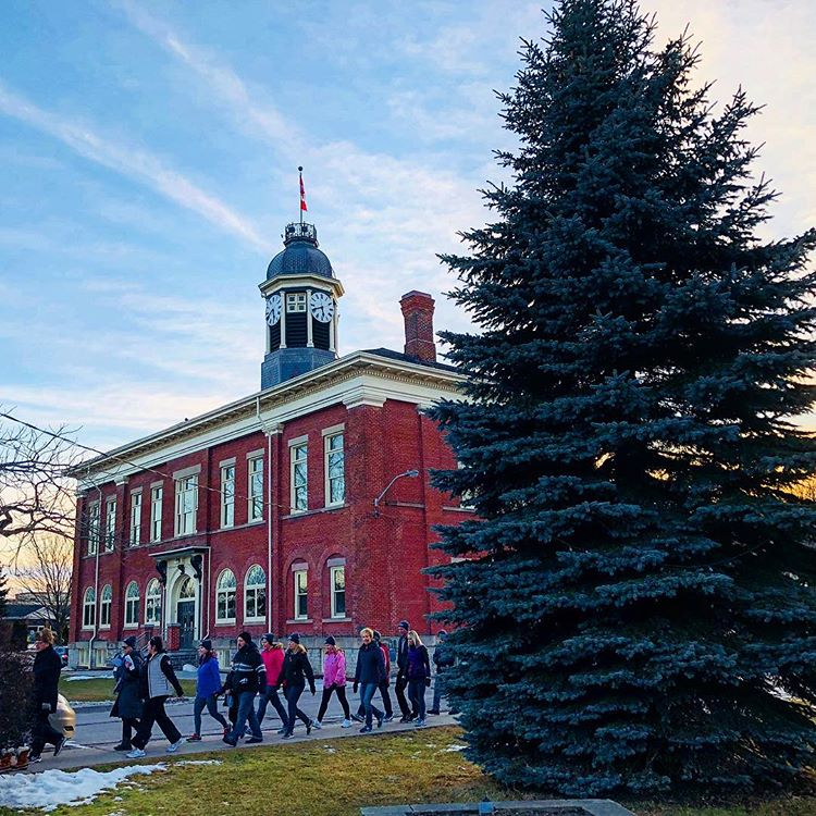 port-hope-town-hall-coldest-night
